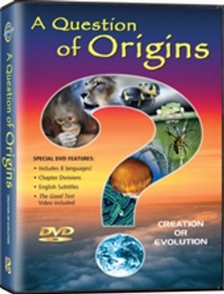 A Question of Origins DVD