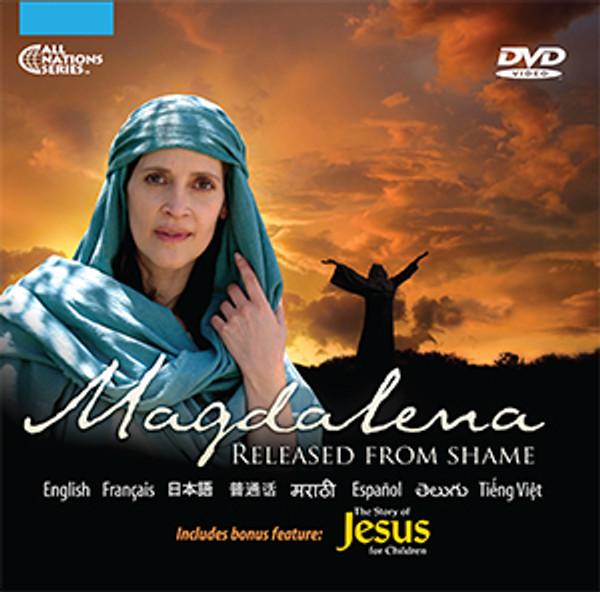 100 Magdalena Volume 3 Quick Sleeve DVDs