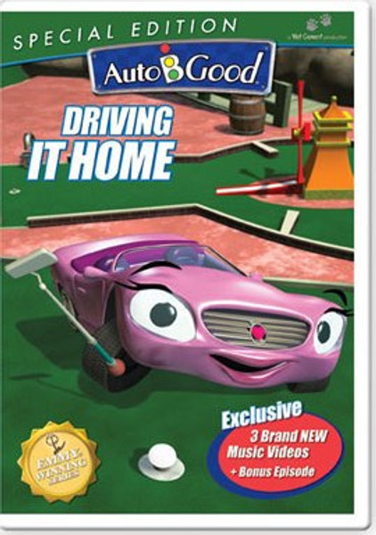 Auto B Good - Driving it Home DVD