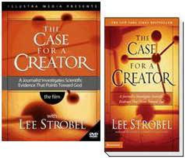 Case for a Creator Book & DVD Set