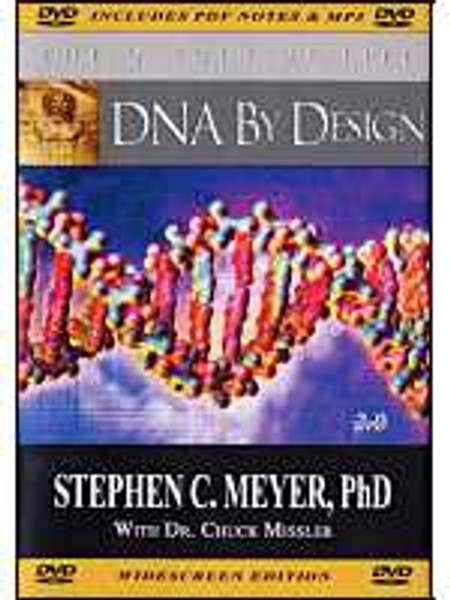 DNA By Design - The Origin of Life DVD