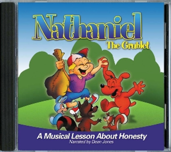 Nathaniel the Grublet CD