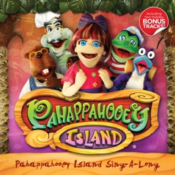 Pahappahooey Island Sing-A-Long CD