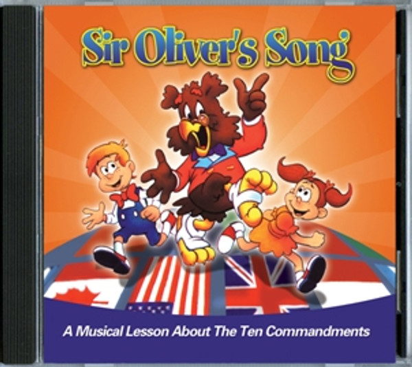 Sir Olivers Song CD