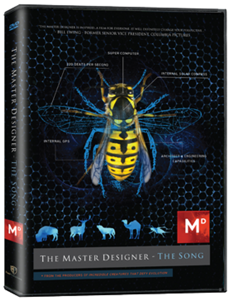 The Master Designer - The Song Blu-ray