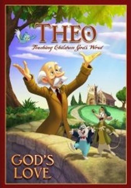 Theo: God's Love DVD