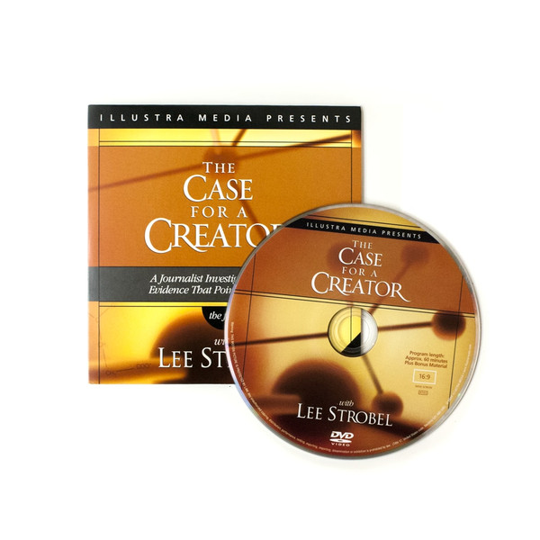 100 Case for Creator Ministry Give-Away DVDs