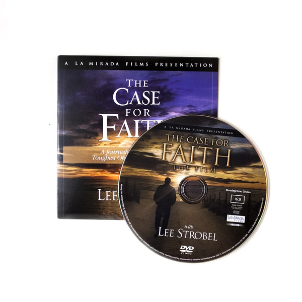 10 Case for Faith Ministry Give-Away DVDs