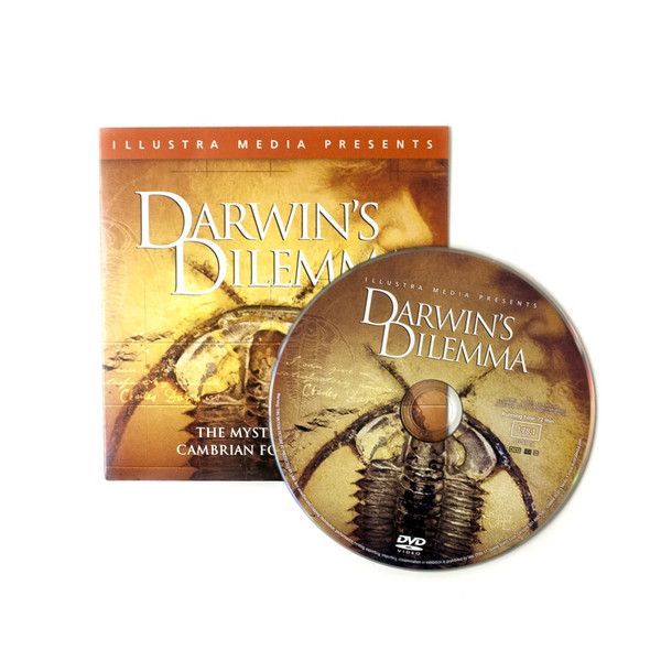 50 Darwin's Dilemma Ministry Give-Away DVDs