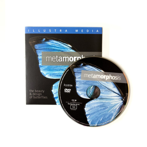 10 Metamorphosis Ministry Give-Away DVDs
