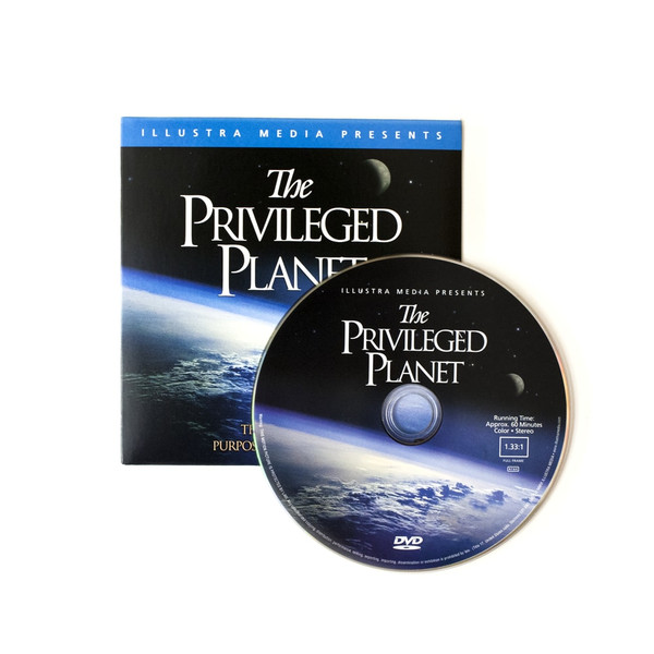 25 Privileged Planet Ministry Give-Away DVDs