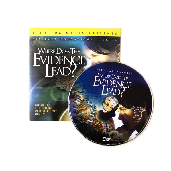 10 Where Does the Evidence Lead? Ministry Give-Away DVDs