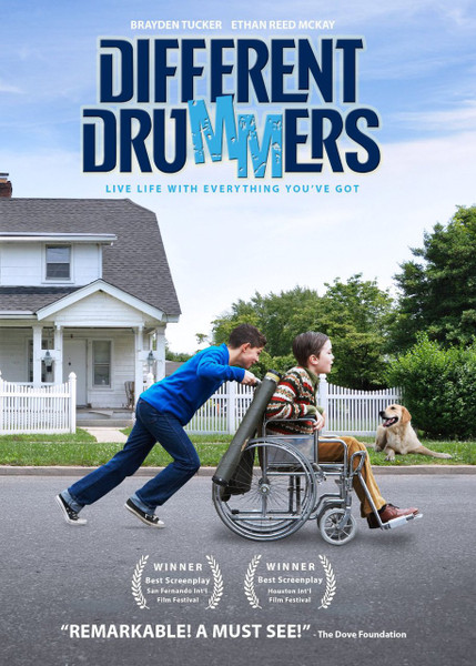 Different Drummers: Live Life with Everything You Got DVD
