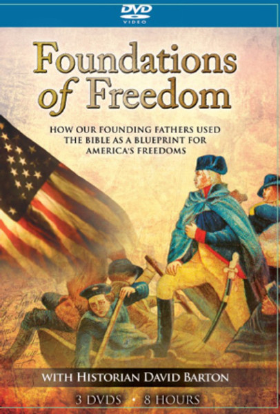 Foundations of Freedom 3-DVD Set