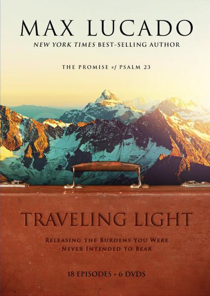 Max Lucado: Traveling Light 6-DVD Set