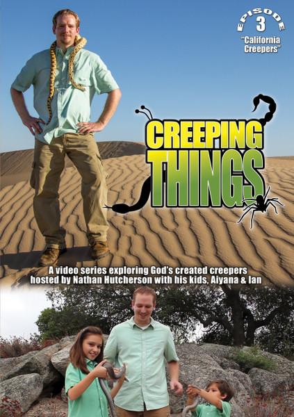 Creeping Things - Episode 3 DVD