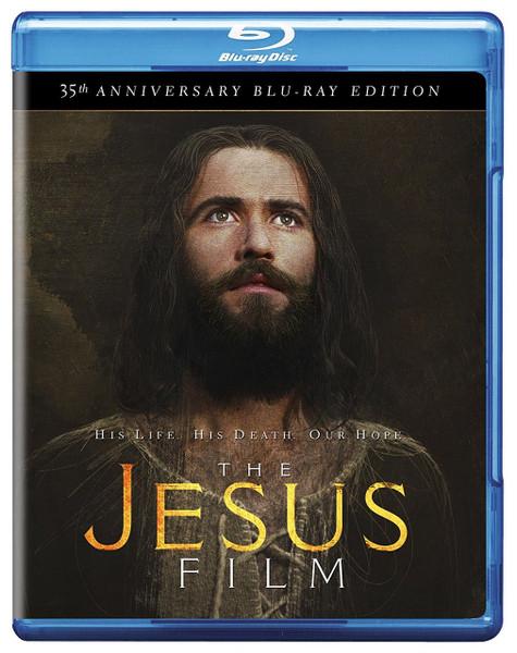 JESUS Film 35th Anniversary Edition Blu-ray (SPECIAL PRICING)