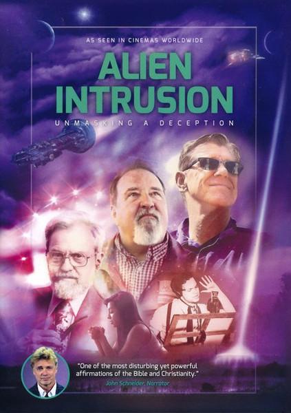Alien Intrusion Unmasking a Deception DVD