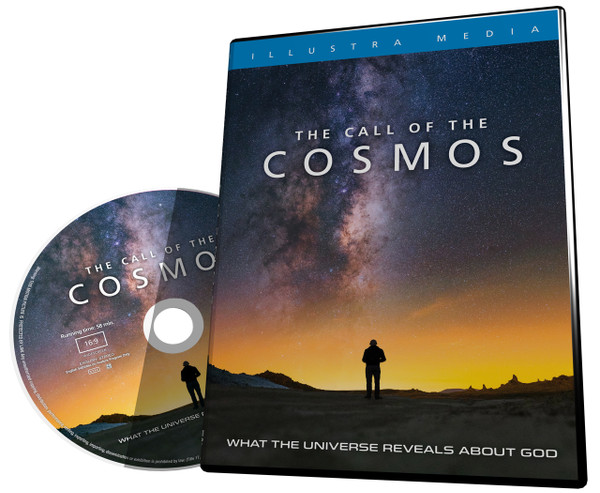 THE CALL OF THE COSMOS DVD