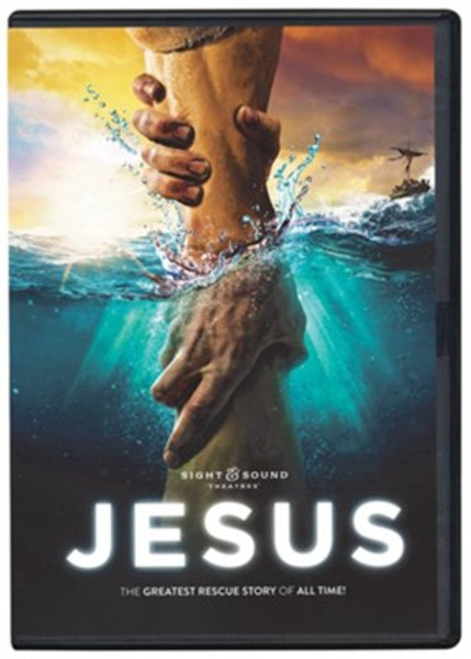 Sight & Sound Theatre: Jesus DVD