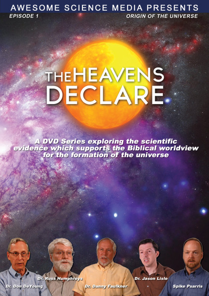 The Heavens Declare Episode 1: The Origin of the Universe VOD