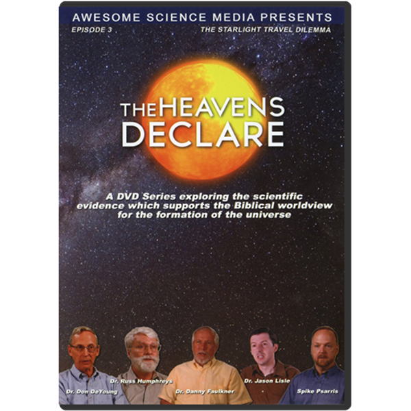 The Heavens Declare Episode 3: Solving the Light Travel Dilemma