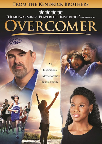 Overcomer DVD Feature Film