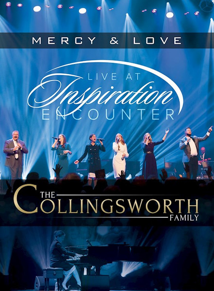 Mercy & Love: Live from Inspiration Encounter Music DVD