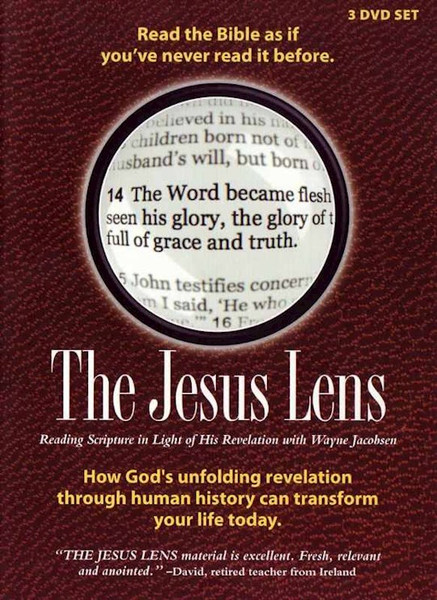 The Jesus Lens 3 DVD Set: Read the Bible as if You've Never Read it Before
