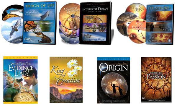 ILLUSTRA COMPLETE 14 DVD SET