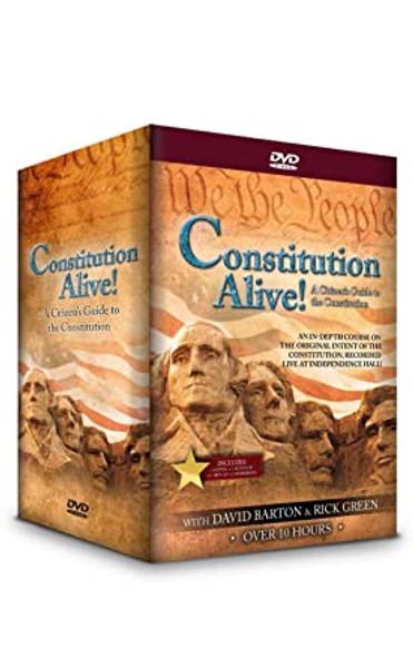 CONSTITUTION ALIVE DVD SET