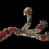 Bakelite with Sterling Silver Tassel