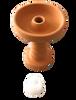 ZANOBIA Brick Phunnel Hookah Bowl