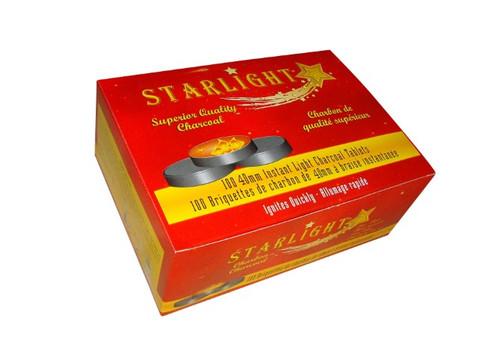 40 mm Instant Light Starlight Charcoal Tablets
