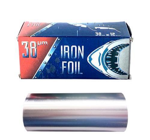 Shark Iron Foil Roll - 38 mic