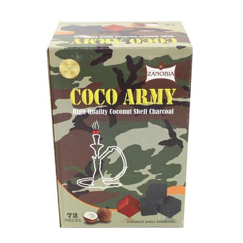 Zanobia Coco Army Cubes - 72 pcs