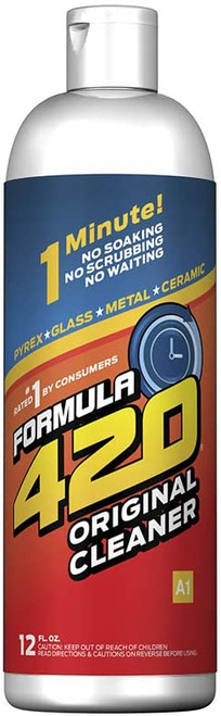 Formula 420 Pipe Cleaner - 12 Oz
