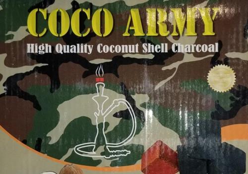 Zanobia Coco Army Flats - 90 pcs