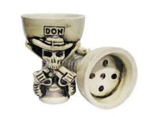 Don Pirate Killer Hookah Bowl