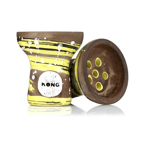 KONG Turkish Boy Space Yellow Hookah Bowl