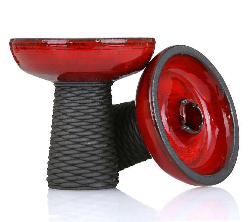 CONCEPTIC DESIGN 3D-15 SHISHA BOWL - RED