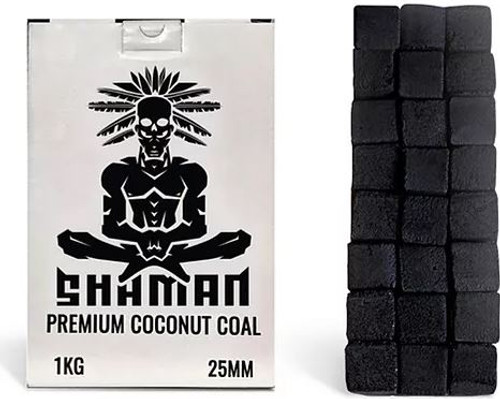 Shaman Coconut Charcoal (25MM)
