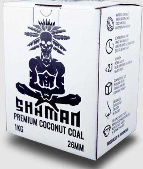 Shaman Coconut Charcoal (26MM)