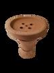 Sultana Shallow Medium Female Clay Bowl /w Grip