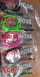 Narahose - Plastic-Handle-Washable Hose W/Foam Grip