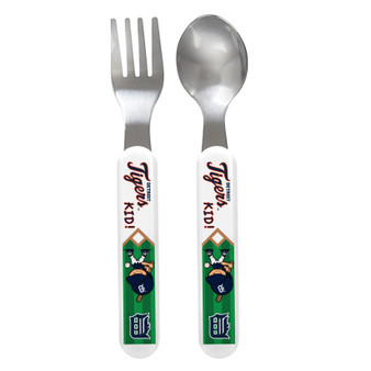 Detroit Tigers Spoon & Fork Set