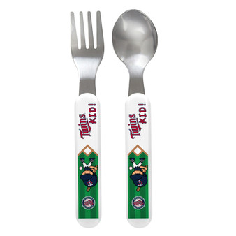 Minnesota Twins Spoon & Fork Set