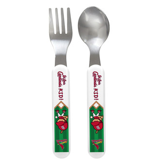 St. Louis Cardinals Spoon & Fork Set