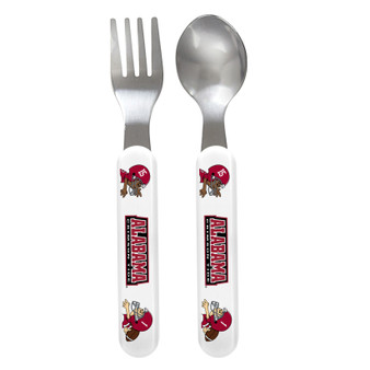 Alabama Spoon & Fork Set