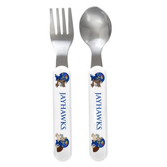 Kansas Spoon & Fork Set